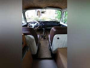 1971 VW T2 Early Bay Westfalia Campervan LHD For Sale (picture 4 of 10)