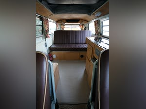 1971 VW T2 Early Bay Westfalia Campervan LHD For Sale (picture 5 of 10)