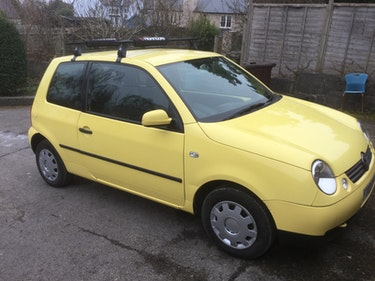Picture of 2005 Banana Yellow VW Lupo For Sale