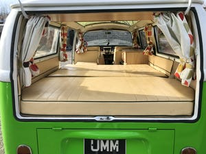 dormobile 1968 rhd For Sale (picture 4 of 8)