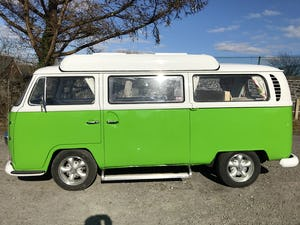 dormobile 1968 rhd For Sale (picture 5 of 8)