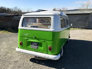 dormobile 1968 rhd For Sale (picture 6 of 8)
