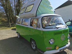 dormobile 1968 rhd For Sale (picture 8 of 8)