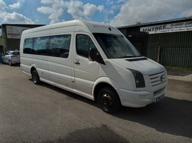 Picture of 2012 VW Crafter CR50 TDI 163 Luxury Minibus/Coach - REDUCED For Sale
