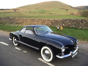 Picture of 1956 '56 Karmann Ghia low light - Concours For Sale