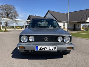 1989 MK1 Volkswagen Golf Clipper Convertible FULLY RESTORED For Sale (picture 2 of 12)