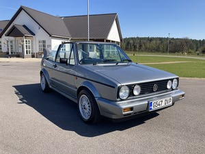 1989 MK1 Volkswagen Golf Clipper Convertible FULLY RESTORED For Sale (picture 3 of 12)