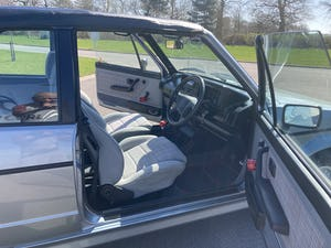 1989 MK1 Volkswagen Golf Clipper Convertible FULLY RESTORED For Sale (picture 7 of 12)