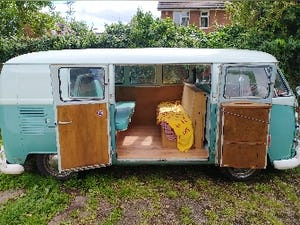 1964 Split Screen Camper For Sale (picture 1 of 8)