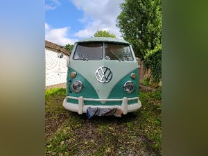 1964 Split Screen Camper For Sale (picture 2 of 8)
