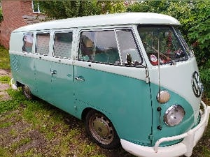 1964 Split Screen Camper For Sale (picture 4 of 8)