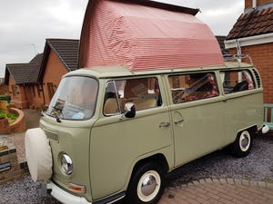 1969 Immaculate Dormobile RHD For Sale (picture 1 of 12)