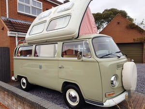 1969 Immaculate Dormobile RHD For Sale (picture 6 of 12)