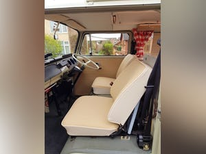 1969 Immaculate Dormobile RHD For Sale (picture 7 of 12)