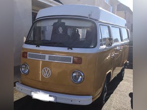 1976 VW T2 Late Bay For Sale (picture 1 of 12)