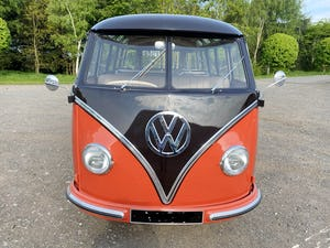 1957 23 Window Deluxe RHD UK supplied 2 owner For Sale (picture 8 of 8)