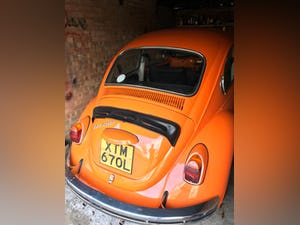 1972 Classic Beetle For Sale (picture 2 of 12)