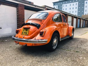 1972 Classic Beetle For Sale (picture 4 of 12)