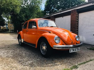 1972 Classic Beetle For Sale (picture 5 of 12)