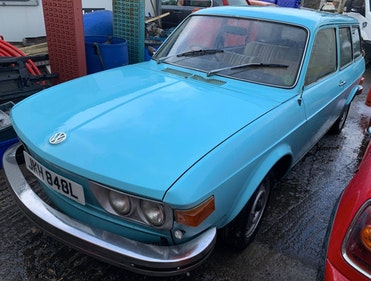 Picture of 1973 VW 412 Variant South African Import For Sale