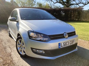 2013 Volkswagen Polo 1.4 Match Auto For Sale (picture 1 of 12)