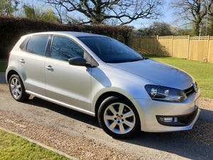 2013 Volkswagen Polo 1.4 Match Auto For Sale (picture 2 of 12)
