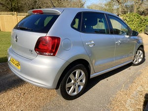 2013 Volkswagen Polo 1.4 Match Auto For Sale (picture 3 of 12)