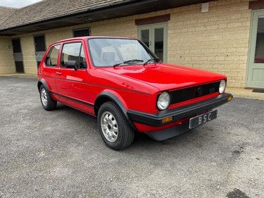 Picture of 1981 VOLKSWAGEN GOLF MK1 GTI 1.8 For Sale