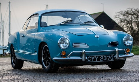 Picture of 1969 VW Karmann Ghia For Sale