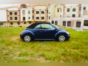 2007 LHD PT Reg in Portugal New Beetle Convertible For Sale (picture 1 of 5)