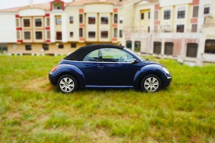 Picture of 2007 LHD PT Reg in Portugal New Beetle Convertible For Sale