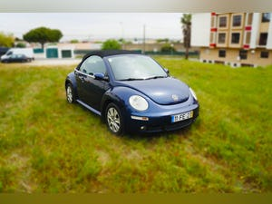 2007 LHD PT Reg in Portugal New Beetle Convertible For Sale (picture 3 of 5)