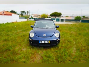 2007 LHD PT Reg in Portugal New Beetle Convertible For Sale (picture 4 of 5)