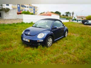 2007 LHD PT Reg in Portugal New Beetle Convertible For Sale (picture 5 of 5)