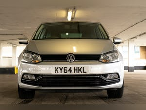 2014 VW POLO 1.2 Bluemotion FSH/MOT For Sale (picture 3 of 12)