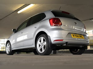 2014 VW POLO 1.2 Bluemotion FSH/MOT For Sale (picture 5 of 12)