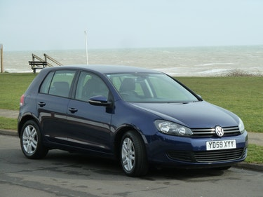 Picture of 2009 VOLKSWAGEN GOLF 2.0TDI SE 140ps DSG AUTOMATIC 5DR LOW MILES For Sale