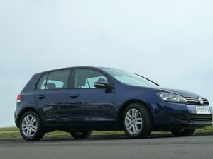 2009 VOLKSWAGEN GOLF 2.0TDI SE 140ps DSG AUTOMATIC 5DR LOW MILES For Sale (picture 2 of 12)
