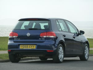 2009 VOLKSWAGEN GOLF 2.0TDI SE 140ps DSG AUTOMATIC 5DR LOW MILES For Sale (picture 5 of 12)
