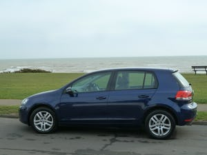 2009 VOLKSWAGEN GOLF 2.0TDI SE 140ps DSG AUTOMATIC 5DR LOW MILES For Sale (picture 6 of 12)