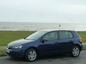 2009 VOLKSWAGEN GOLF 2.0TDI SE 140ps DSG AUTOMATIC 5DR LOW MILES For Sale (picture 8 of 12)