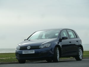 2009 VOLKSWAGEN GOLF 2.0TDI SE 140ps DSG AUTOMATIC 5DR LOW MILES For Sale (picture 9 of 12)