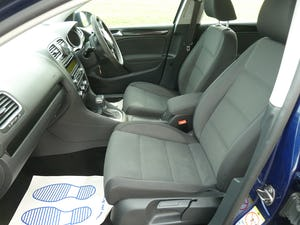 2009 VOLKSWAGEN GOLF 2.0TDI SE 140ps DSG AUTOMATIC 5DR LOW MILES For Sale (picture 11 of 12)