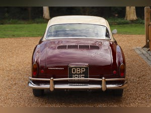 1967 VW Karmann Ghia. Right Hand Drive. Stunning in Burgundy For Sale (picture 5 of 12)