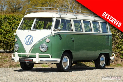 Picture of 1975 RESERVED - VW Type 2 'Split Screen' (T1) Kombi DeLuxe LHD For Sale
