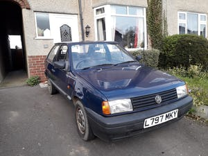 1993 Classic Volkswagen Polo For Sale (picture 1 of 7)