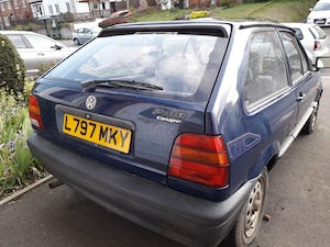 1993 Classic Volkswagen Polo For Sale (picture 2 of 7)