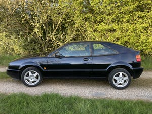1995 VW Corrado VR6 - 89000 Miles For Sale (picture 2 of 12)
