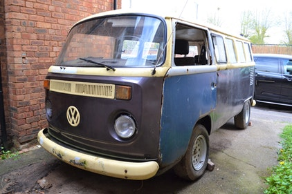Picture of 1973 Volkswagen Type 2 (T2) 'Day Bus' For Sale by Auction