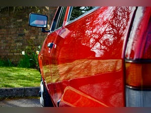 VW VOLKSWAGEN POLO 1.0 MK2 FOX HACTHBACK RED 1990 BREADVAN For Sale (picture 8 of 19)